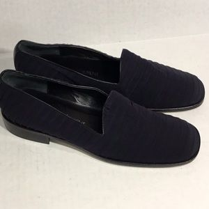 YVES STAINT LAURENT Loafer Navy Blue